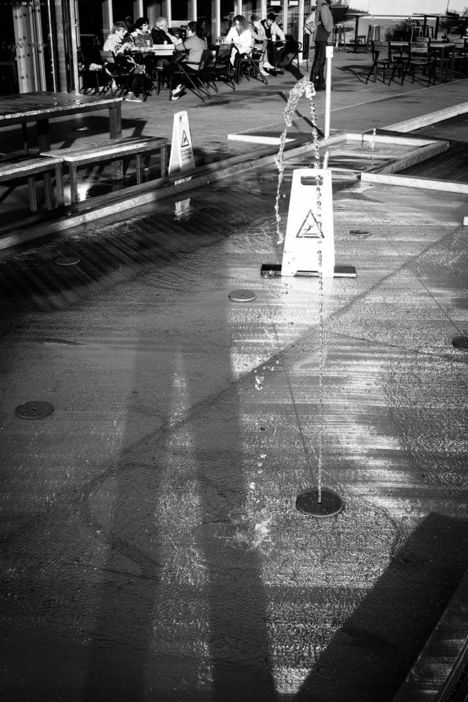 Watch out! Slippery when wet | Daily Observations by Guillaume Groen